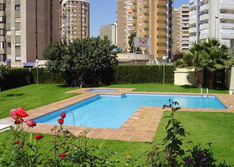 Holidays at Torre Ipanema Apartments in Benidorm, Costa Blanca