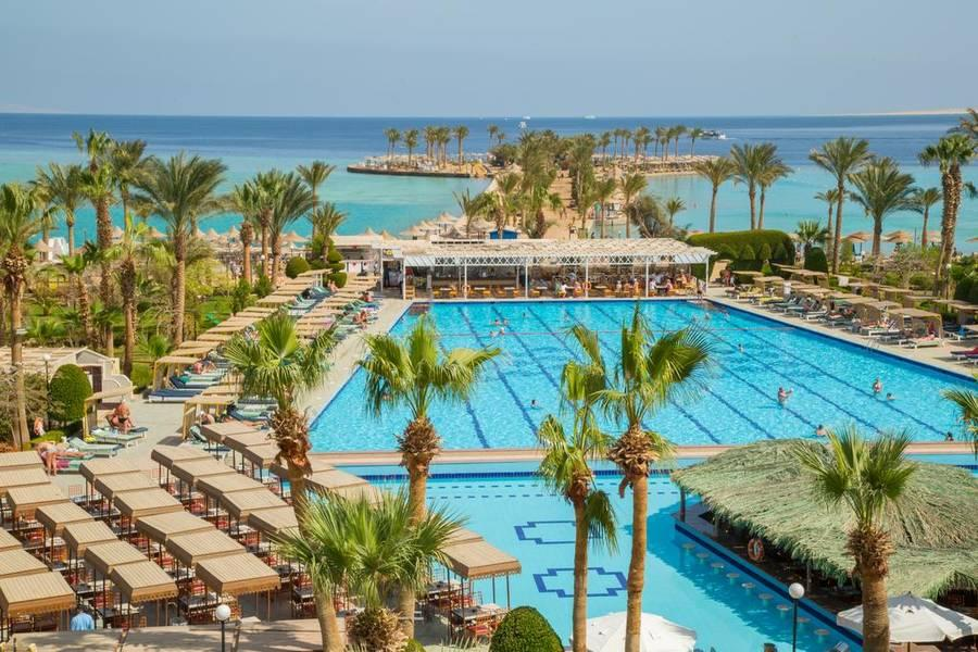 Holidays at Arabia Azur Resort Hotel in Hurghada, Egypt