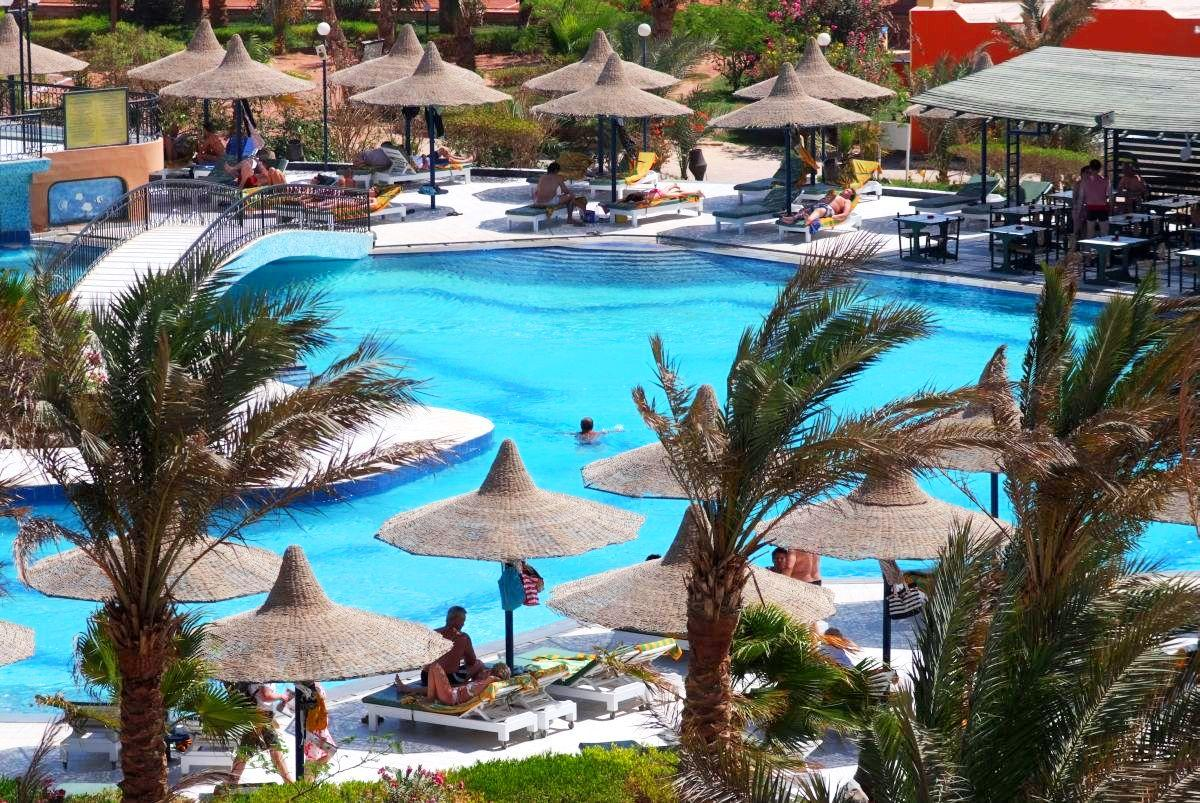 Holidays at Giftun Azur Resort Hotel in Hurghada, Egypt