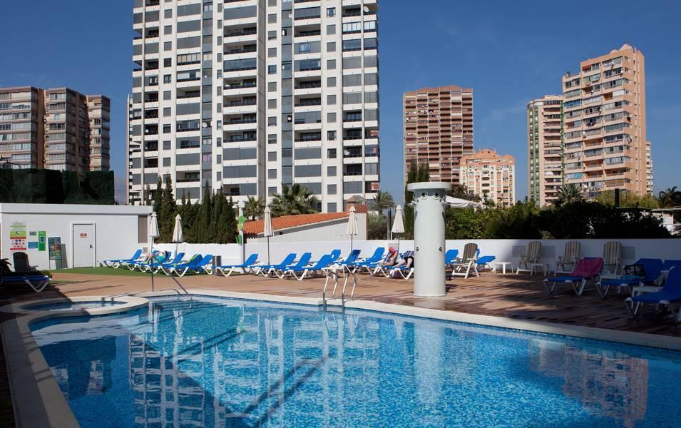 Holidays at Riviera Beach Hotel in Benidorm, Costa Blanca