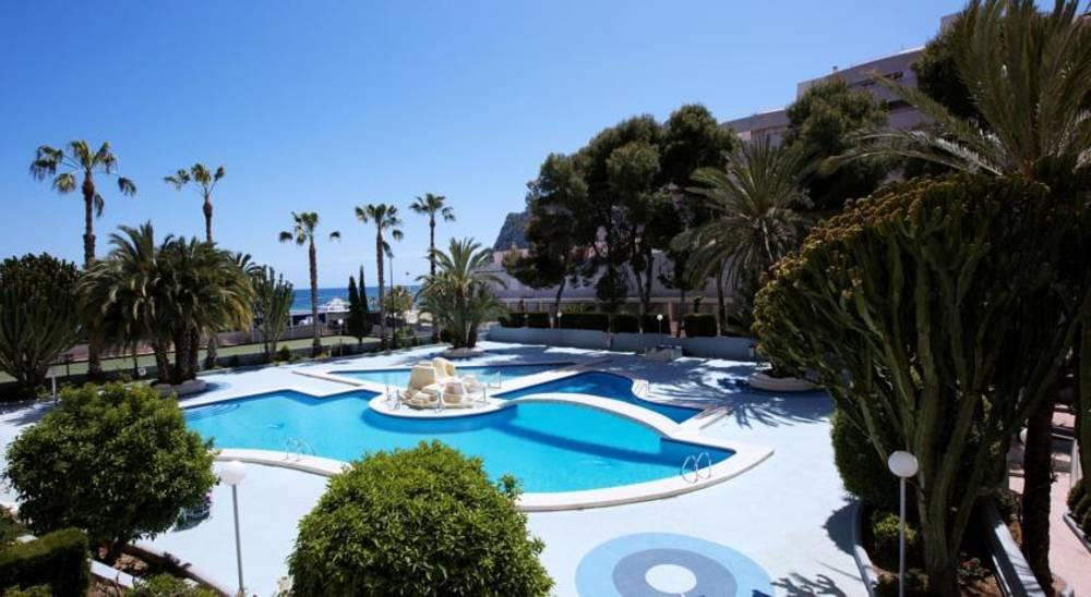 Holidays at Paraiso Mar Apartments in Calpe, Costa Blanca