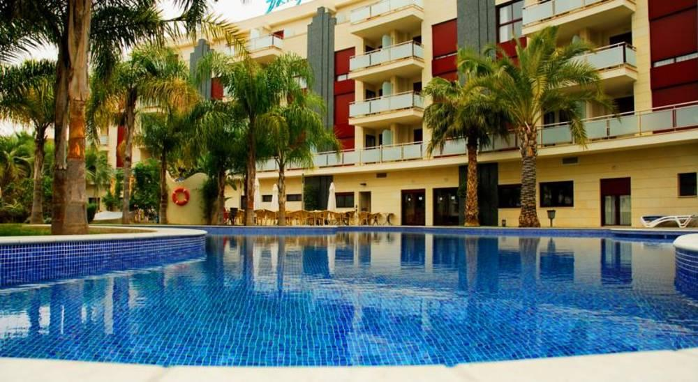 Holidays at Daniya Denia Spa Hotel in Denia, Costa Blanca