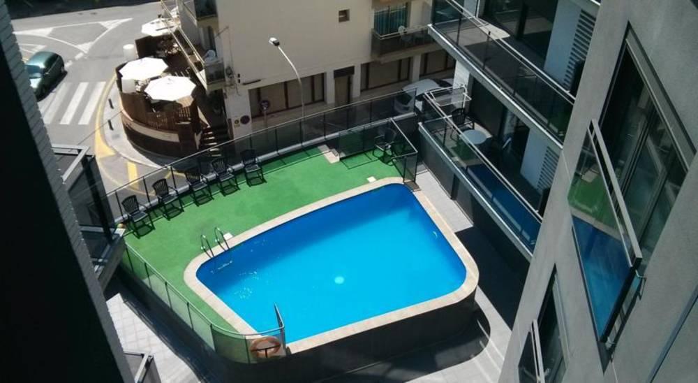 Holidays at Acacias Hotel in Lloret de Mar, Costa Brava