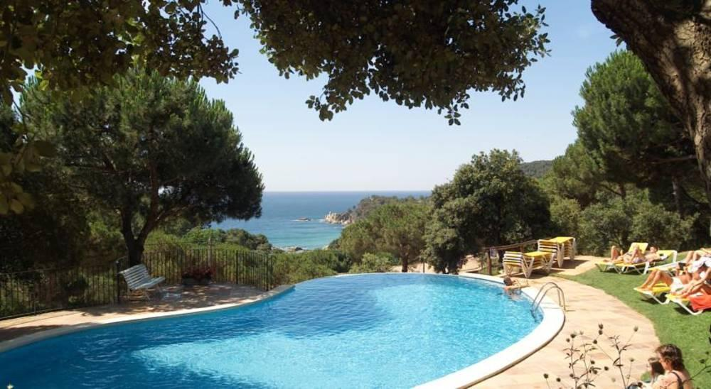 Holidays at Albamar Apartments in Lloret de Mar, Costa Brava