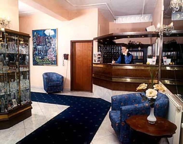 Holidays at Kavalir Hotel in Prague, Czech Republic