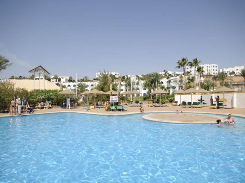 Holidays at Domina Coral Bay Oasis Hotel in Sharks Bay, Sharm el Sheikh