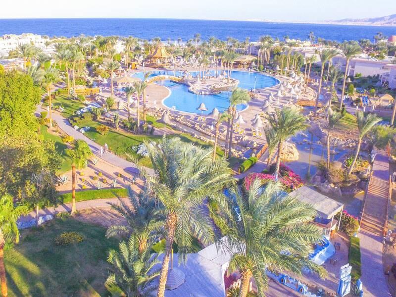 Holidays at Parrotel Beach Resort in Nabq Bay, Sharm el Sheikh