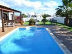 Holidays at Faro Park Villas in Playa Blanca, Lanzarote