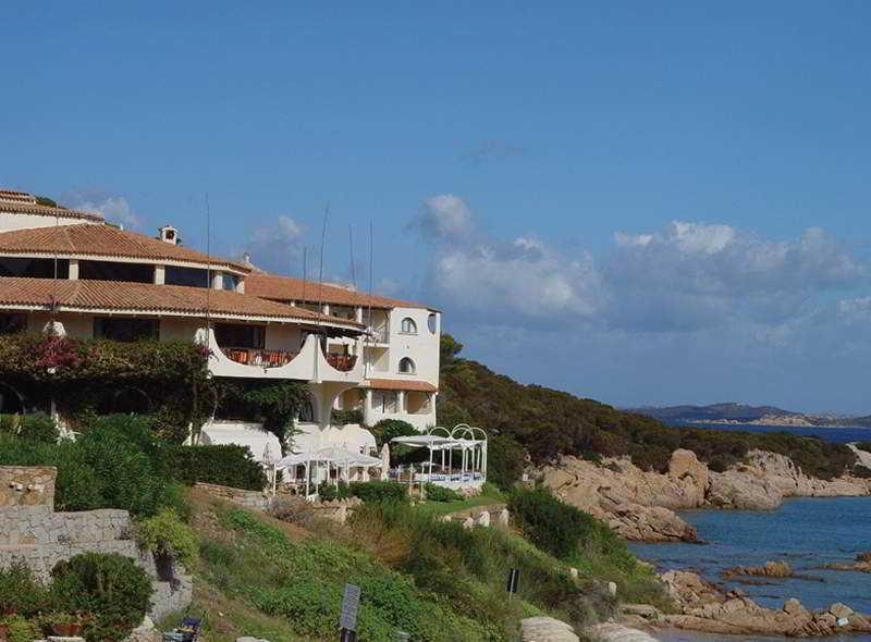 Holidays at Club Hotel Baja Sardinia in Baia Sardinia, Sardinia