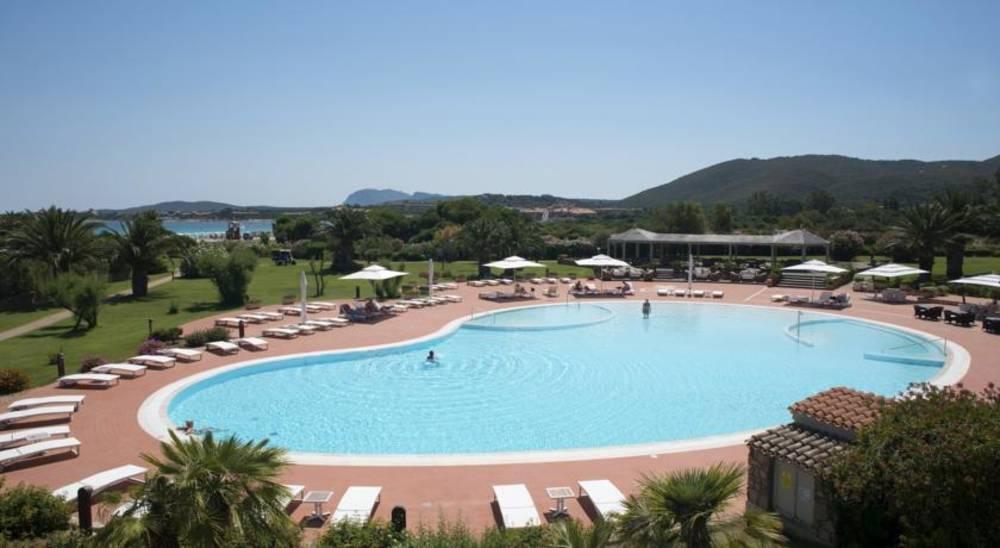 Holidays at Abi D'Oru Hotel in Olbia, Sardinia