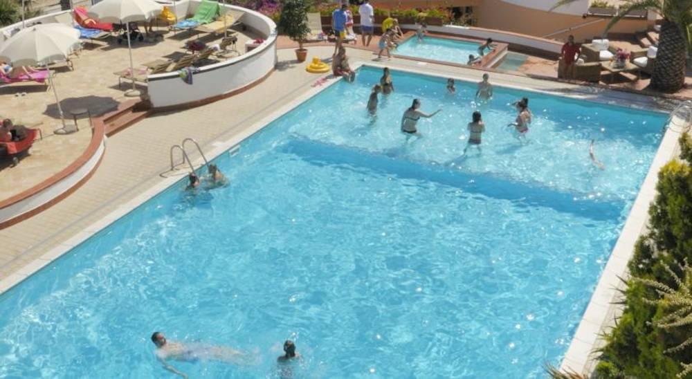 Holidays at Club Pedraladda Hotel in Sassari, Sardinia