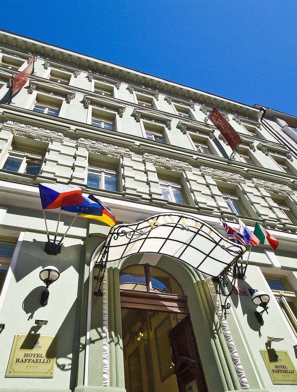 Holidays at Raffaello Hotel in Prague, Czech Republic
