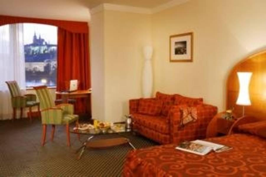 Holidays at President Hotel in Prague, Czech Republic