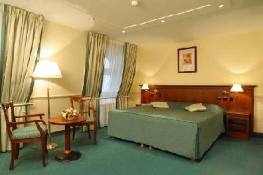 Holidays at Adria Hotel in Prague, Czech Republic