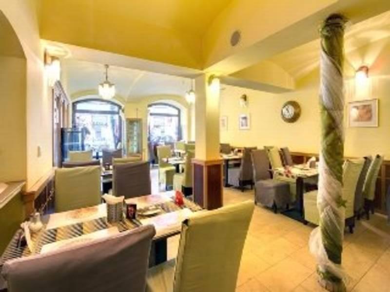 Holidays at Mucha Hotel in Prague, Czech Republic