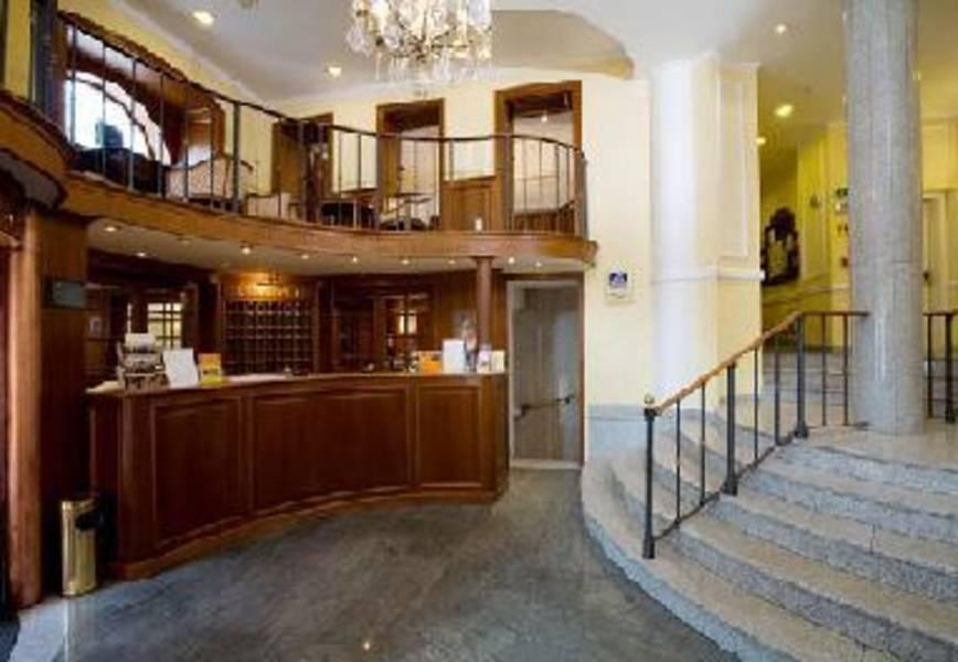 Holidays at Best Western Kinsky Garden Hotel in Prague, Czech Republic