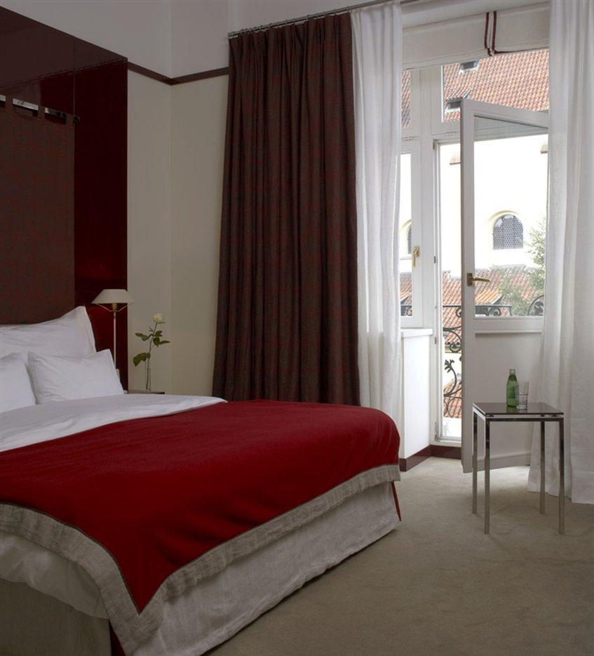 Hotel Maximilian Prague Booking