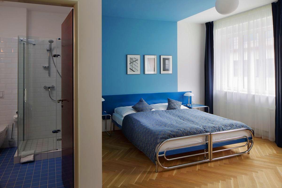 Holidays at Axa Hotel in Prague, Czech Republic