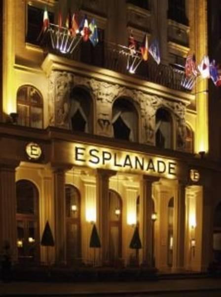 Holidays at Esplanade Hotel in Prague, Czech Republic
