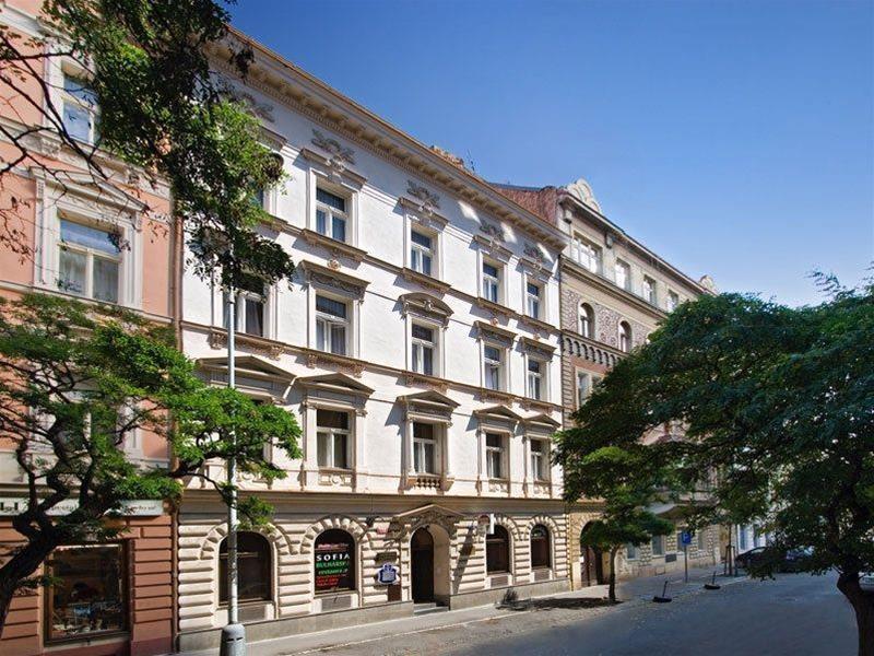 Holidays at Sofia Hotel in Prague, Czech Republic