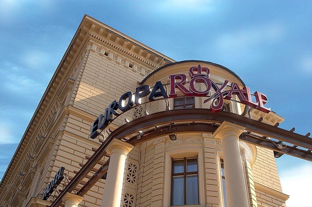Europa Royale Hotel Riga