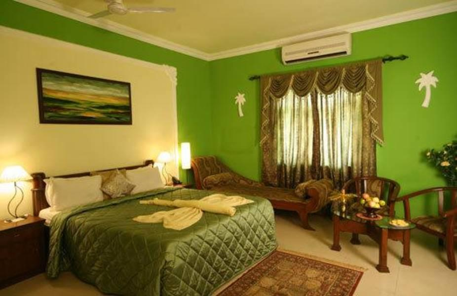 Holidays at Goan Heritage Hotel in Calangute, India