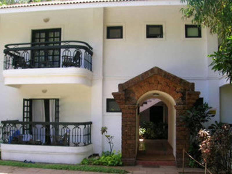 Holidays at Villa Goesa Hotel in Baga Beach, India