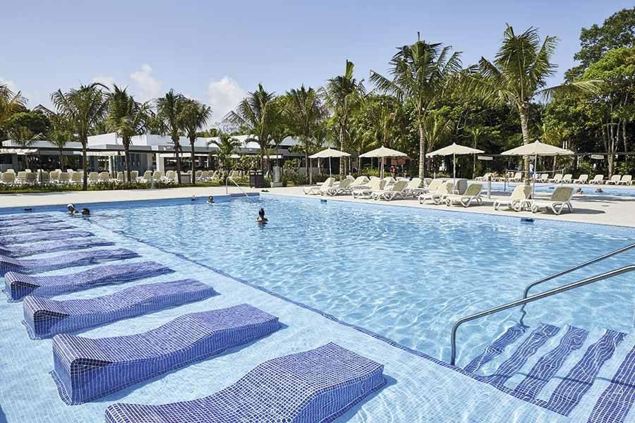 Holidays at Riu Tequila Club Hotel in Playacar, Riviera Maya