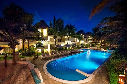 Holidays at Petit Lafitte Hotel in Riviera Maya, Mexico