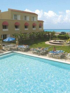 Holidays at Villa Blanca Garden Beach Hotel in Cozumel, Mexico