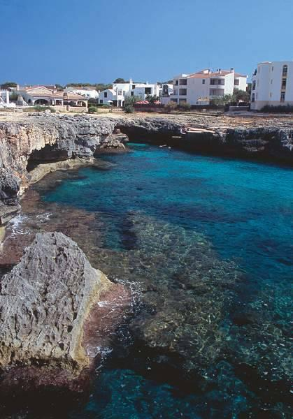 Holidays at Sol Ponent Apartments in Cala Blanca, Menorca