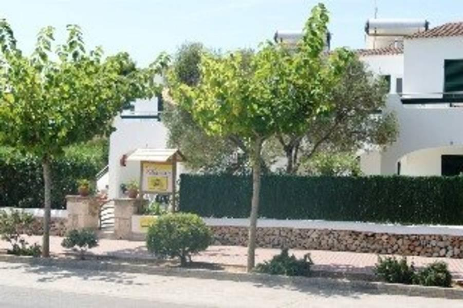 Holidays at California I & II Apartments in Cala'n Blanes, Menorca