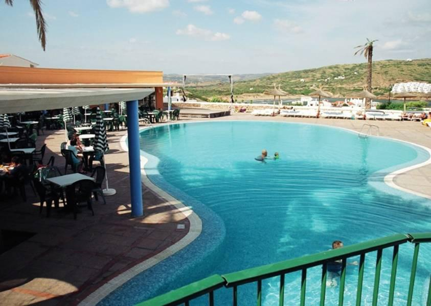Holidays at TRH Tirant Playa Apartments in Playas de Fornells, Menorca