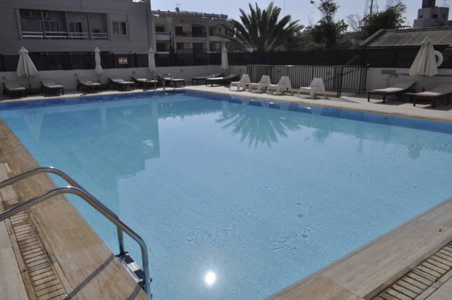 Holidays at Sun Hall Hotel in Larnaca, Cyprus