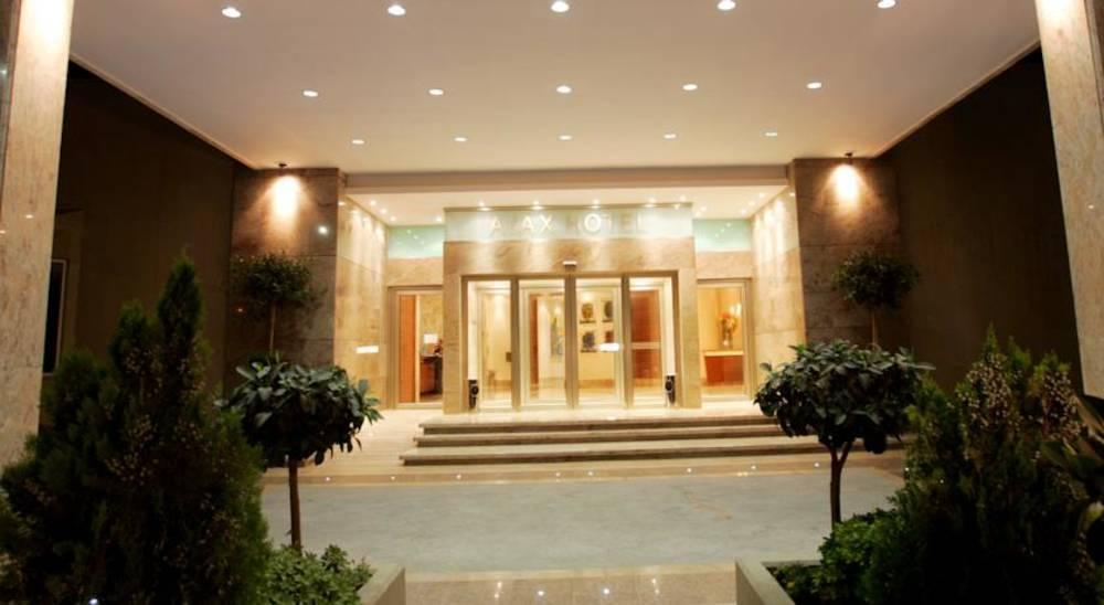 Holidays at Ajax Hotel in Limassol, Cyprus