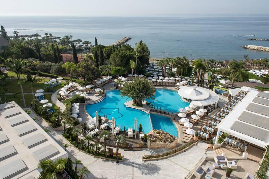 Holidays at Mediterranean Beach Hotel in Limassol, Cyprus