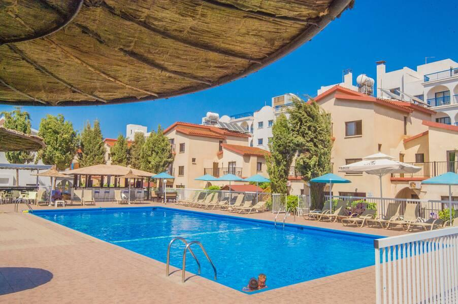 Holidays at Windmills Apartments in Protaras, Cyprus