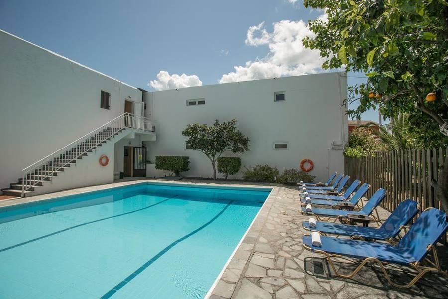 Holidays at Popi Star Hotel in Gouvia, Corfu