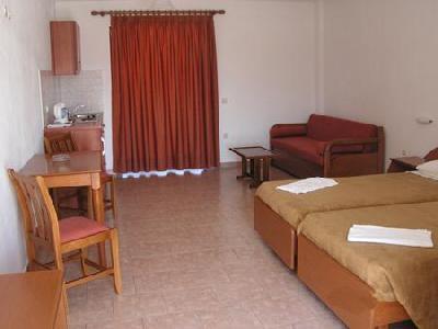 Holidays at Goudelis Apartments in Sidari, Corfu