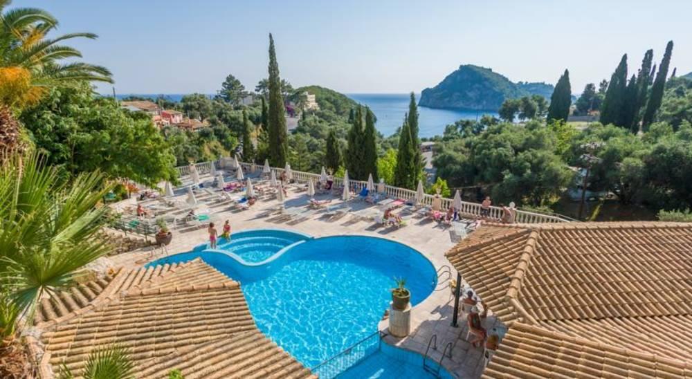 Holidays at Paleo Art Nouveau Hotel in Paleokastritsa, Corfu