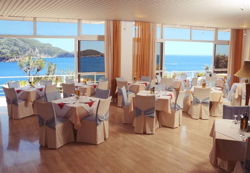 Holidays at Akrotiri Beach Hotel in Paleokastritsa, Corfu