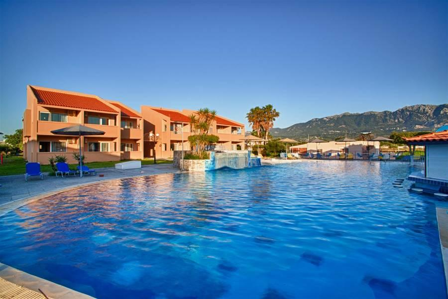 Holidays at Ilios Hotel in Tingaki, Kos