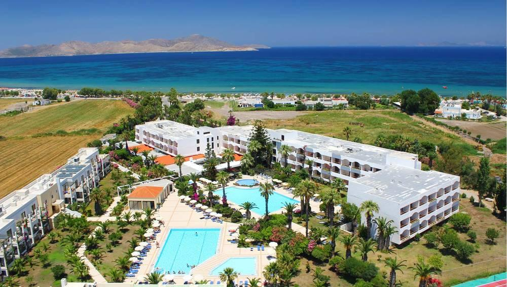 Holidays at Tigaki Beach Hotel in Tingaki, Kos