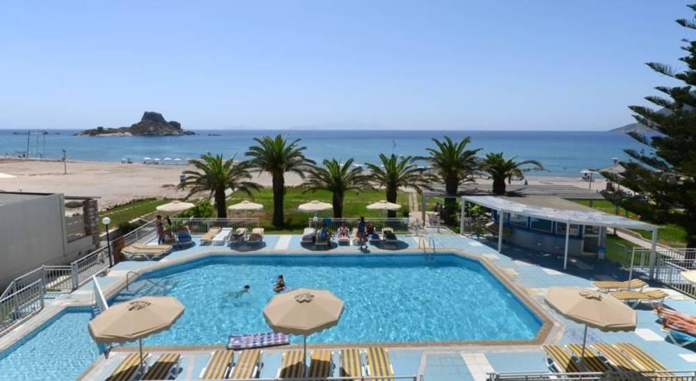 Holidays at Kordistos Beach Hotel in Kefalos, Kos