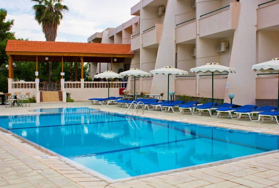 Holidays at Golden Days Hotel in Afandou, Rhodes