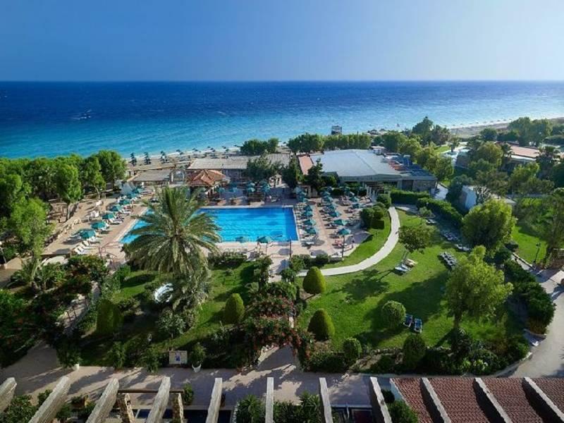 Holidays at Blue Bay Beach Hotel in Ialissos, Rhodes
