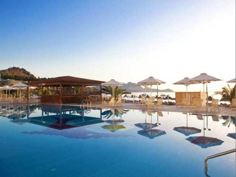 Holidays at Sentido Mareblue Lindos Bay Hotel in Lindos, Rhodes