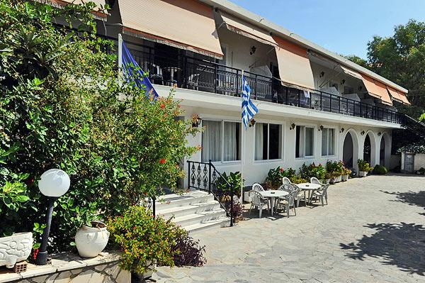 Holidays at Argassi Beach Hotel in Argassi, Zante
