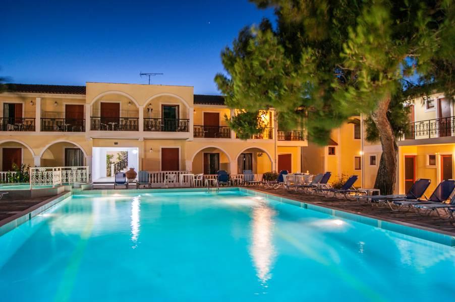 Holidays at Iliessa Beach Hotel in Argassi, Zante