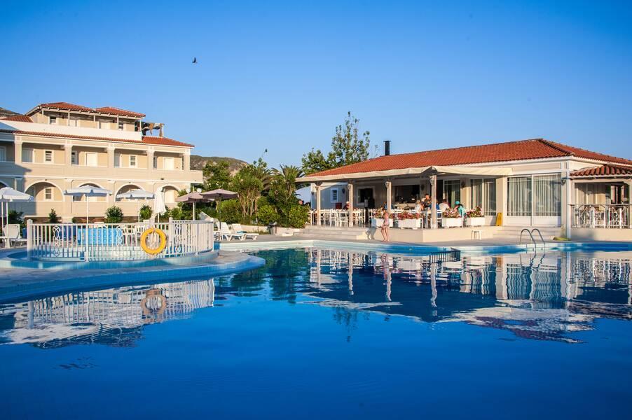 Holidays at Klelia Beach Hotel by Zante Plaza in Kalamaki, Zante